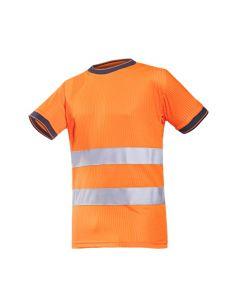 Signaal T-shirt EN ISO 20471 klasse 2