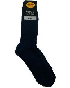 Pr. Sokken kort Blauw