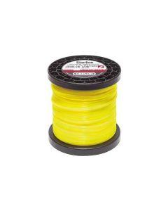 Oregon Maaidraad geel 2,0 mm x 260 meter 90158E