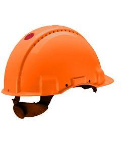 Veiligh.helm Peltor G3000N Oranje