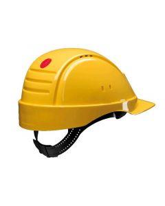 Veiligheidshelm G2000D Geel