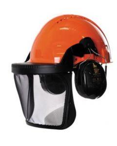 Peltor bosbouwset G3000DUV/OPT2/V5B Oranje
