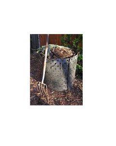 Bladvork met steel 135 cm. zonder beugel