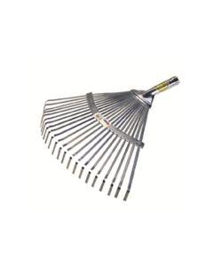 Verstelbare bladhark Helios z.steel