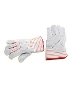 pr.Werkhandschoenen Splitleer (dik)