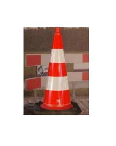 Verkeerskegel oranje 80cm