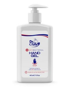 Desinfecterende Handgel  Alcohol 70% 445 mL (pompje)