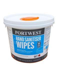 Hand Sanitiser Wipes emmer  225 stuks