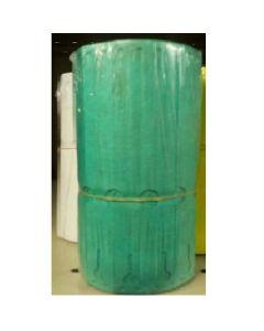 EDV Tyvek etiketten 22x2,54 kleur Groen