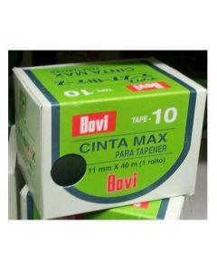 ds.PVC Bovi Tape a 10 rol.0,10  Groen