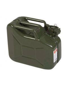 Jerrycan staal 10 ltr.