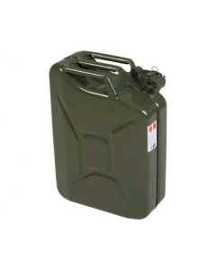Jerrycan staal 20 ltr.