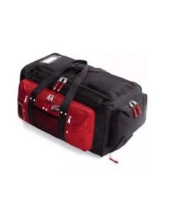 Small Offshore Bag Red Wing (54 x 36 x 31 cm) Zwart/Rood