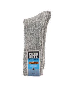 Pr.Geitenwollen sokken Stapp 26303 kl.260 noors grijs