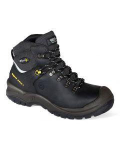 Pr.Veiligh.schoenen Grisport 803L hoog S3 kruipneus Zwart