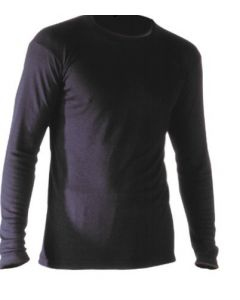 Sio-Fit Thermal T-shirt LM Topdress Zwart