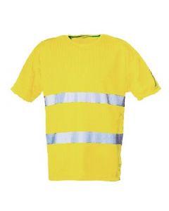 Signaal T-shirt 2667 Viloft Geel