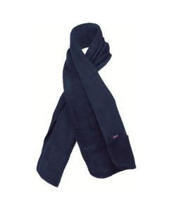 Fleece Shawl Rom 88 FLS-320 Navy