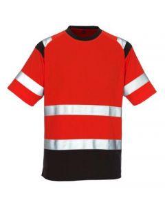 Signaal t-shirt Mascot Evora