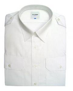 Overhemd Pilot KM Olymp 0830-1200 Kent Wit