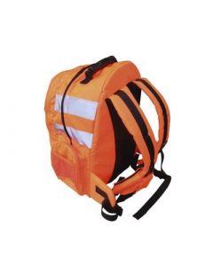 Sanering Quick Release Rugzak Oranje