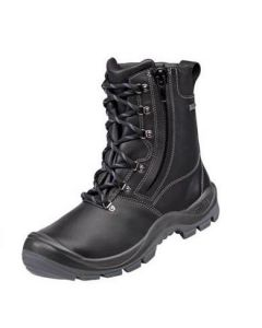 Pr.Veil.laarzen GTX 945 Gor.S3 met bontvoering Zwart