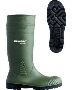 Pr.Veil.laarzen Dunlop Acifort S4 Groen