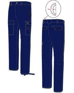Pantalon (worker) BOA VNG