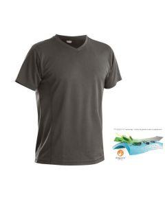 T-shirt Greenline 3323 V-hals UV-bescherming