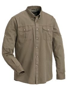 Shirt Safari Pinewood 9796 lange mouw