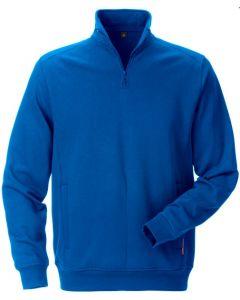 Sweater 1/4 zip F&K 7607 SM
