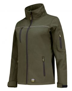 Dames Softshell Luxe