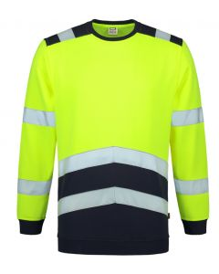 Sweater High Vis  Bicolor