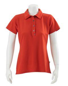 Poloshirt Dames Circulair