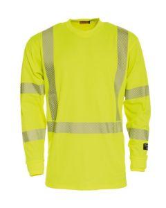 T-shirt L/M Tranemo HiVis EN ISO 20471 klasse 3