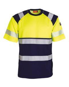 T-shirt Tranemo HiVis EN ISO 20471 kl 2